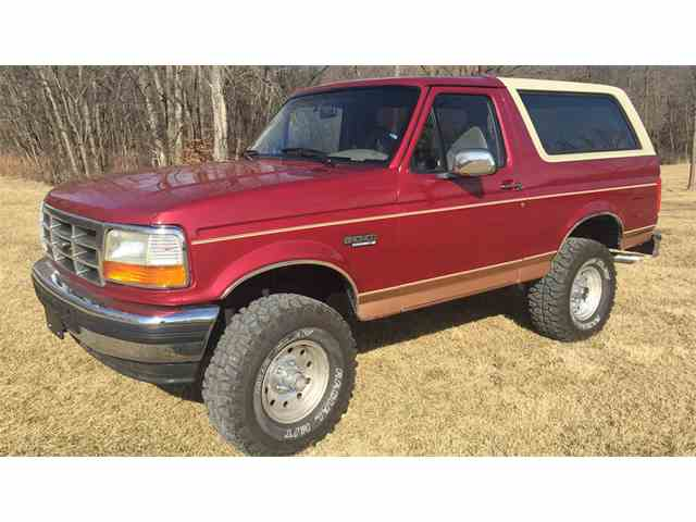1994 Ford Bronco | 963015