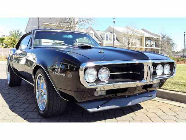 1967 Pontiac Firebird | 963030