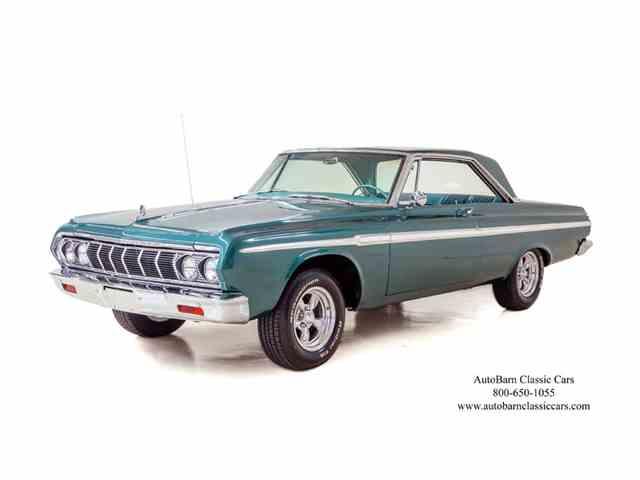 1964 Plymouth Fury   963043