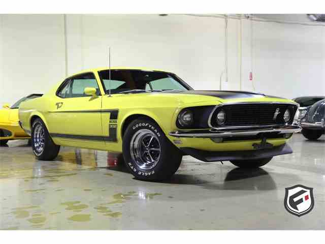 1969 Ford Mustang | 963050