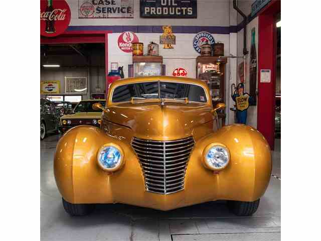1940 LsSalle Custom Coupe | 963052