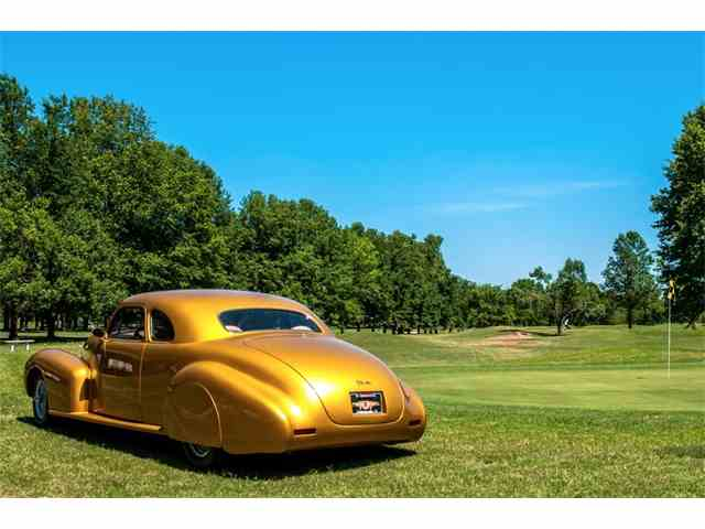 1940 LsSalle Custom Coupe   963052