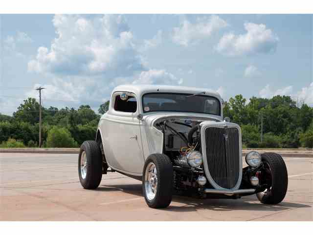 1934 Ford 3 Window | 963055