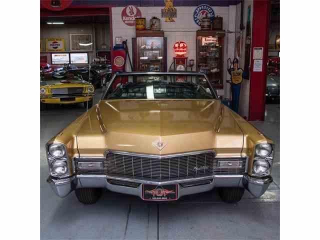 1968 Cadillac DeVille | 963056