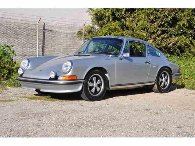 1973 Porsche 911S Sunroof Coupe | 963057