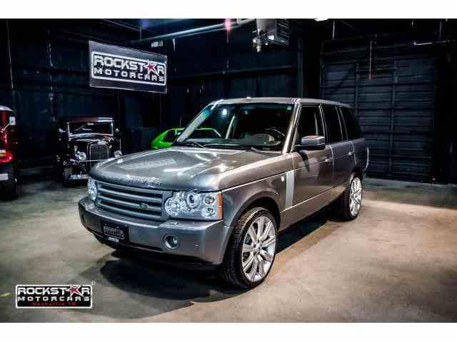 2008 Land Rover Range Rover | 963061