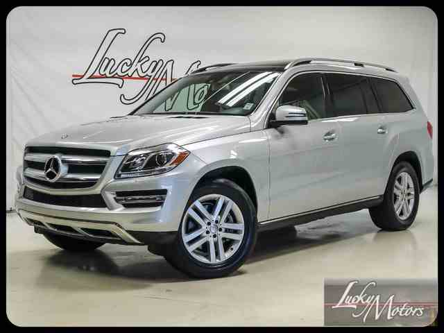 2016 Mercedes-Benz GL450 | 963065