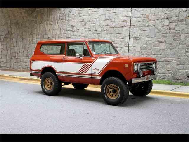 1978 International Harvester Scout II | 963074