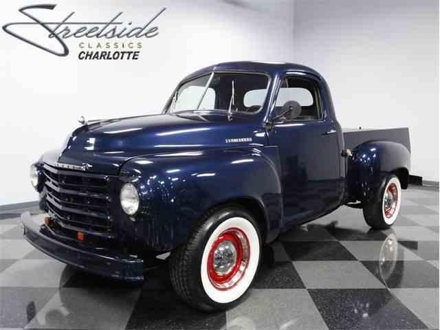 1950 Studebaker Pickup | 963088