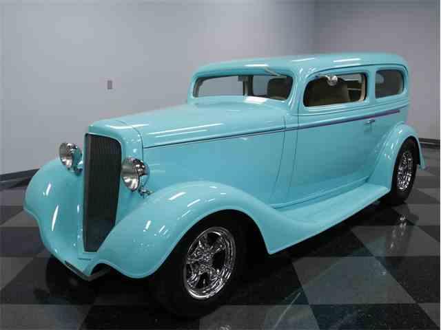 1935 Chevrolet Sedan Streetrod | 963089