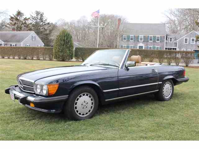 1988 Mercedes-Benz 560SL | 963096