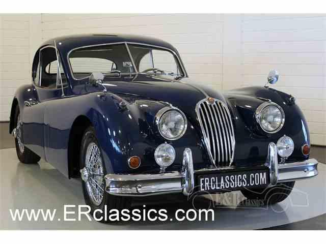 1956 Jaguar XK140 | 963097