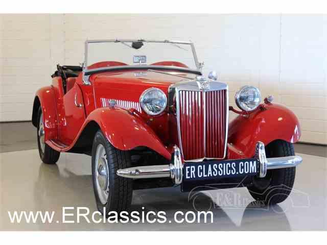 1953 MG TD | 963098