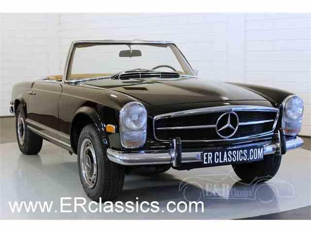 1968 Mercedes-Benz 280SL   963101