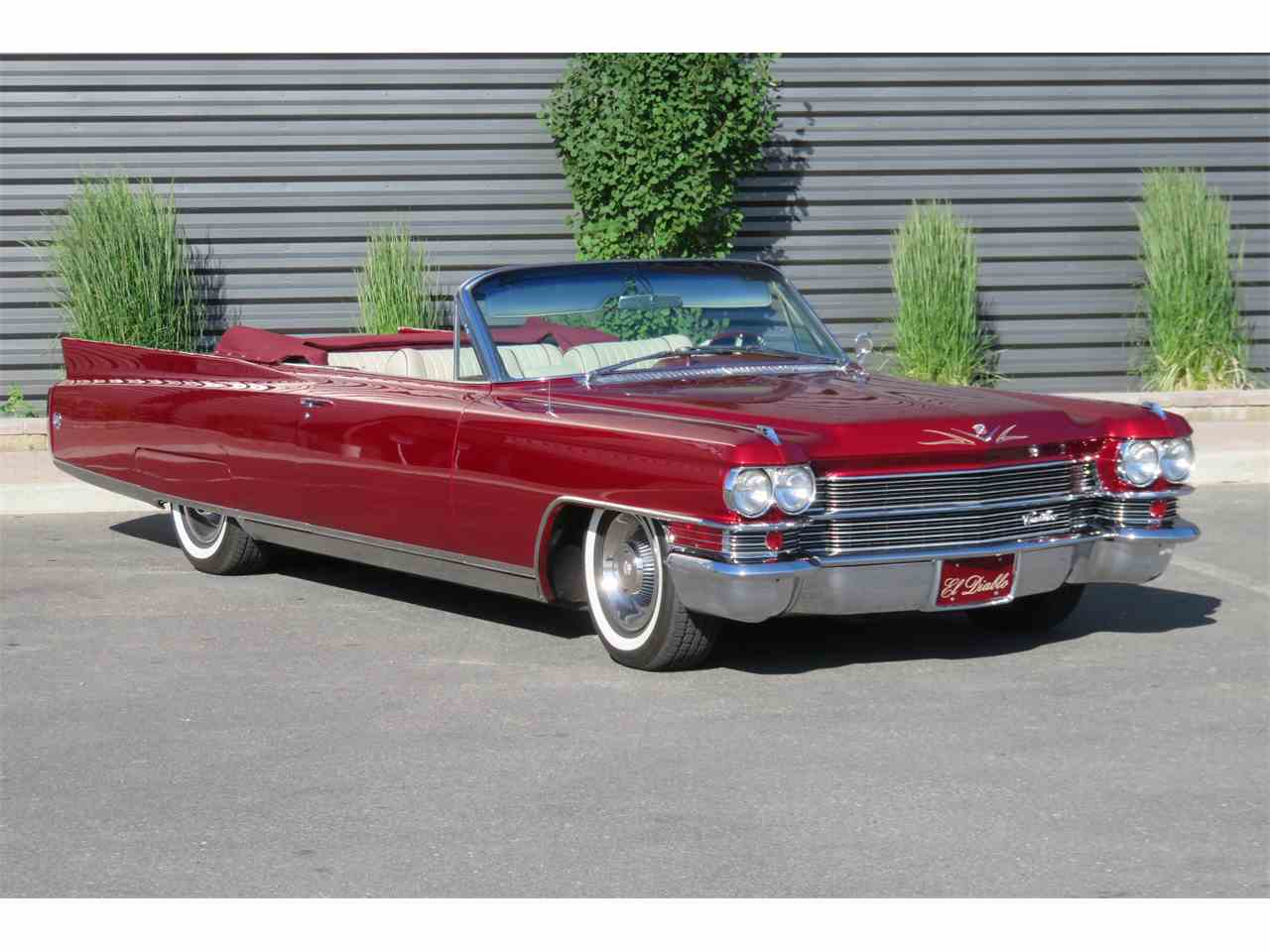 Trucks For 5000 And Under >> 1963 Cadillac Eldorado Biarritz for Sale | ClassicCars.com | CC-963104