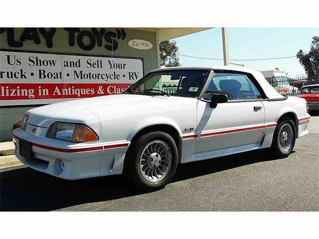 1989 Ford Mustang GT CVT | 963123
