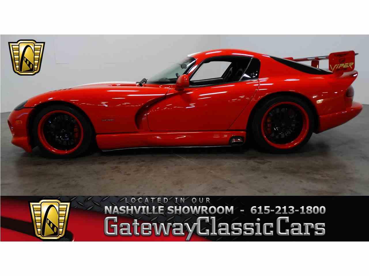 2002 Dodge Viper for Sale - CC-963143