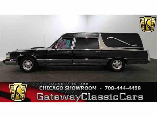 1990 Cadillac Brougham | 963146
