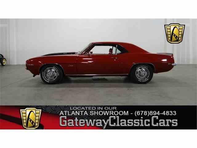 1969 Chevrolet Camaro | 963147