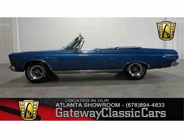 1965 Plymouth Satellite | 963148