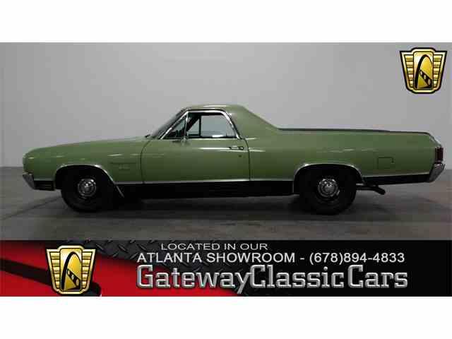 1970 Chevrolet El Camino | 963150