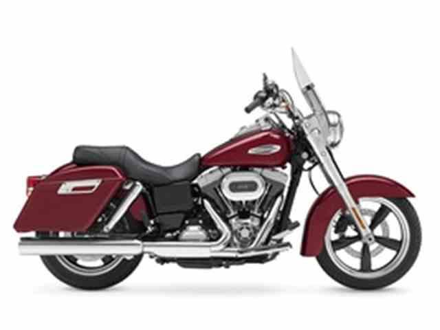 2016 Harley-Davidson® FLD - Dyna® Switchback™ | 963161