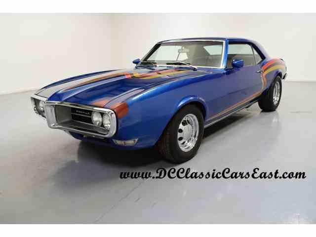 1968 Pontiac Firebird | 963164