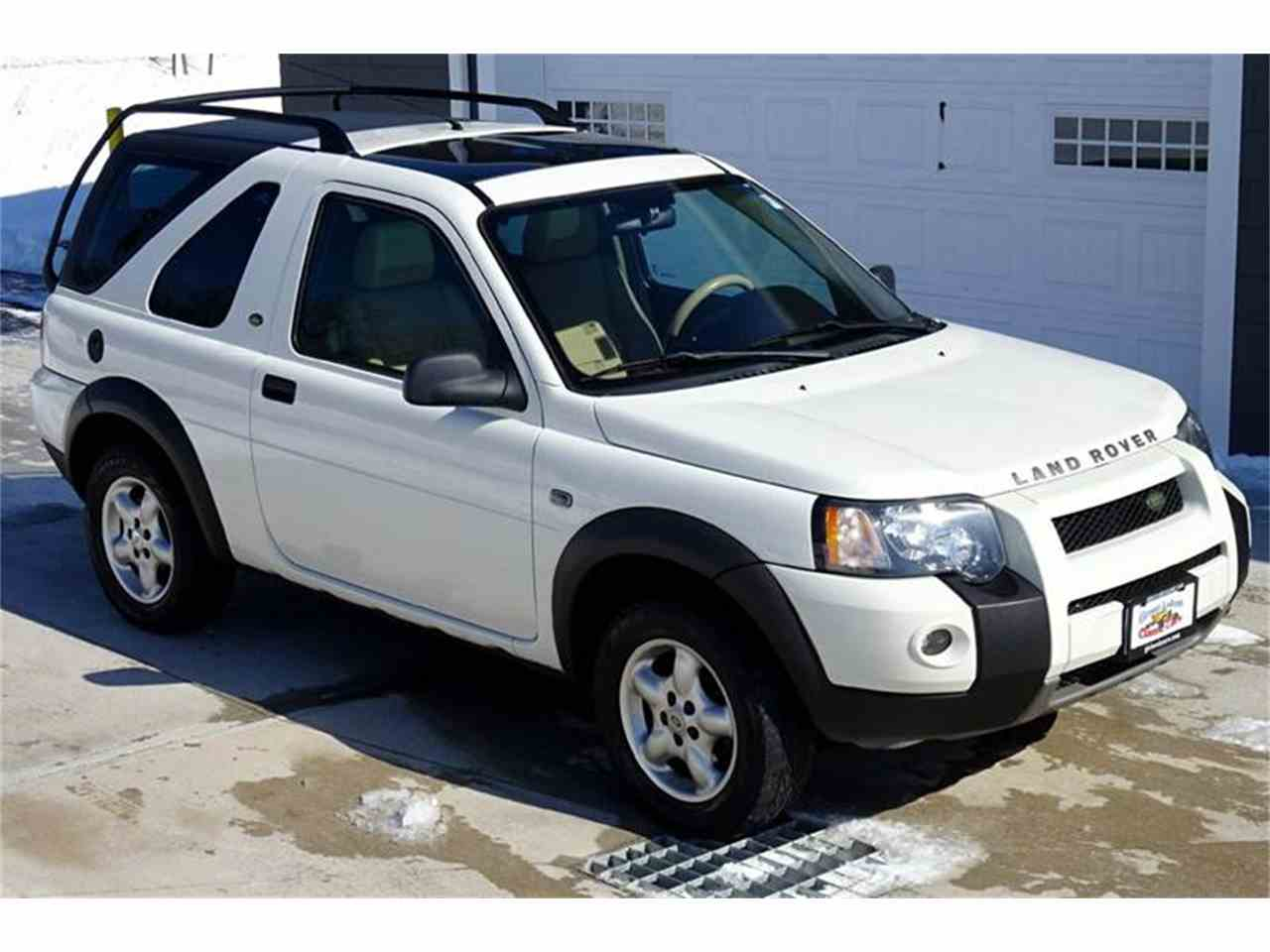 2004 land rover freelander for sale cc. Black Bedroom Furniture Sets. Home Design Ideas