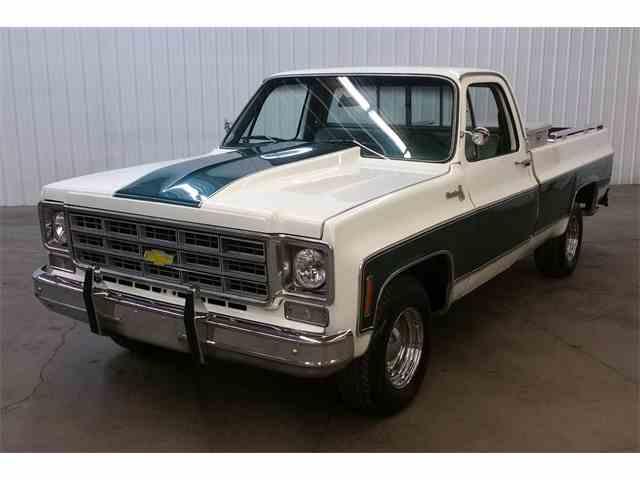 1978 Chevrolet C/K 10 | 963176