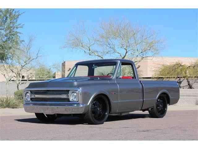 1969 Chevrolet C/K 10 | 963177