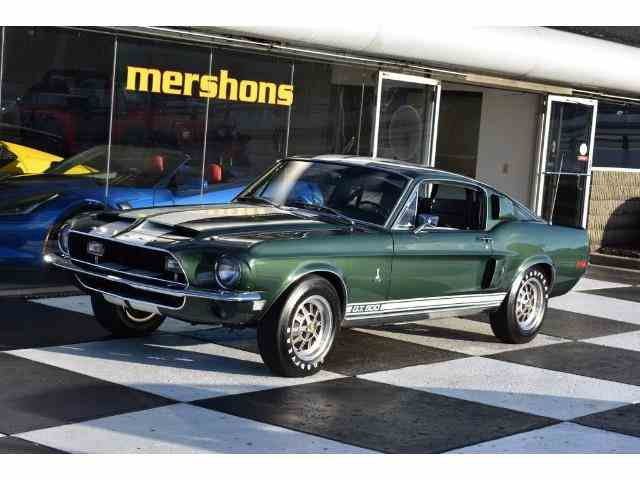 1968 Shelby GT500 | 963188