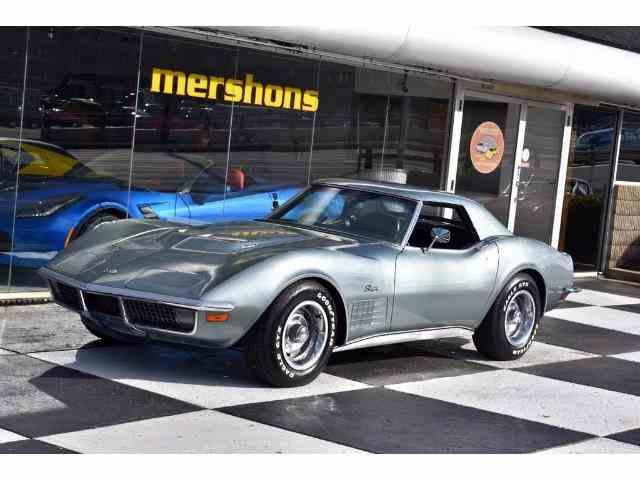 1970 Chevrolet Corvette   963191