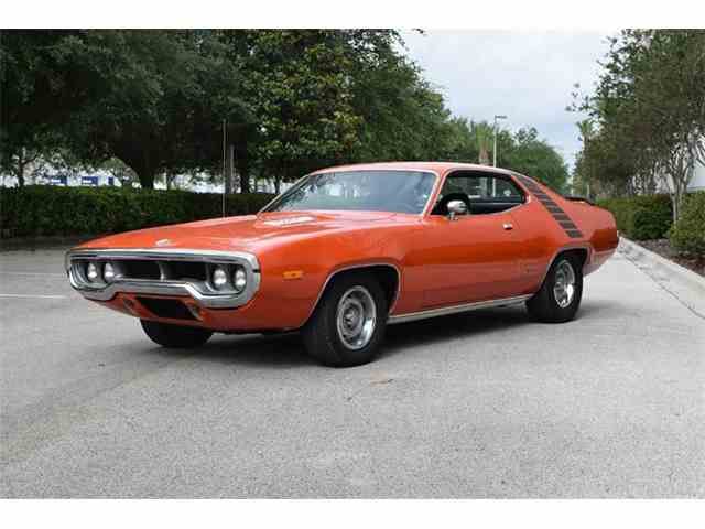 1972 Plymouth Road Runner | 963205