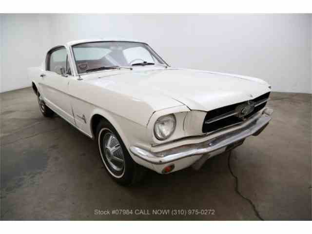 1965 Ford Mustang | 963207
