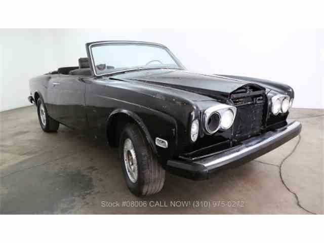 1969 Rolls-Royce Corniche | 963209