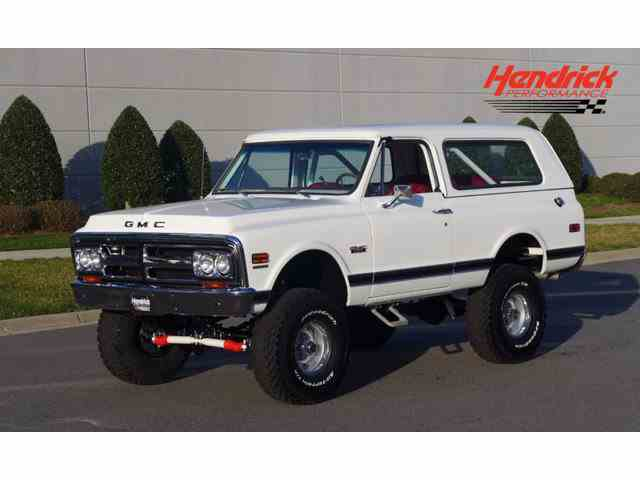 1970 GMC Jimmy | 963216