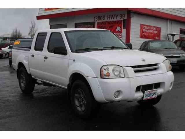 2004 Nissan Frontier | 963231