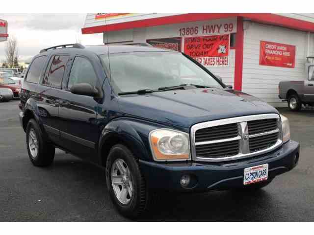Picture of '06 Durango - KN8G