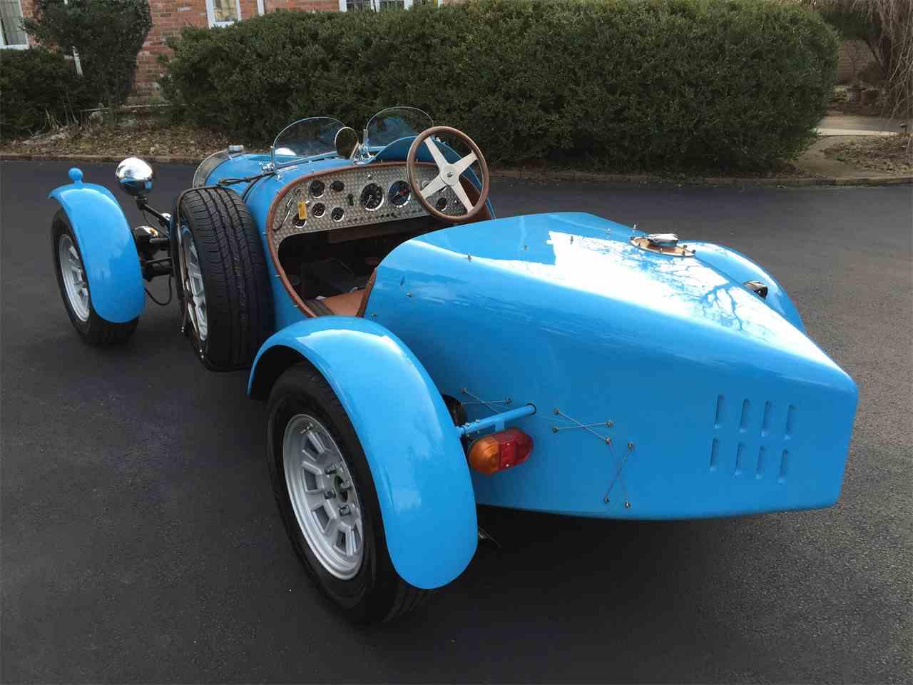 1971 bugatti type 37 replica factory built not a kit car for sale cc 963241. Black Bedroom Furniture Sets. Home Design Ideas