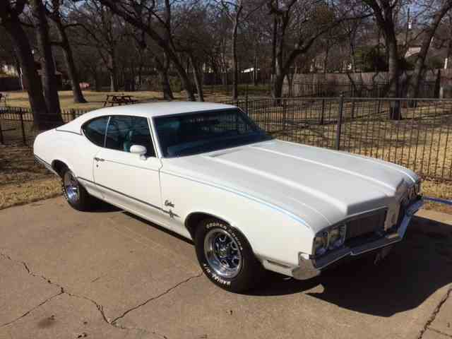1970 Oldsmobile Cutlass S | 963255