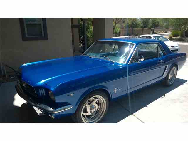 1965 Ford Mustang | 963266