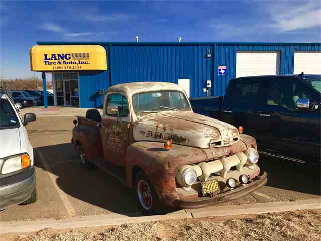 Picture of '52 F100 - KN9F