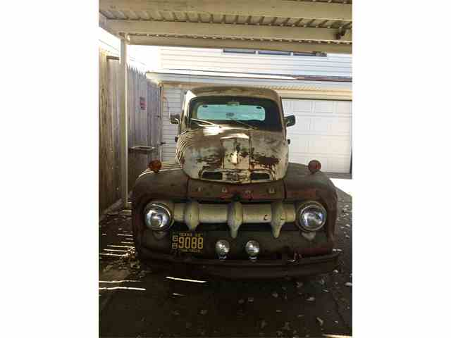 1952 Ford F100 | 963267