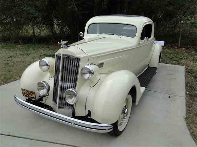 1936 Packard 120   963268