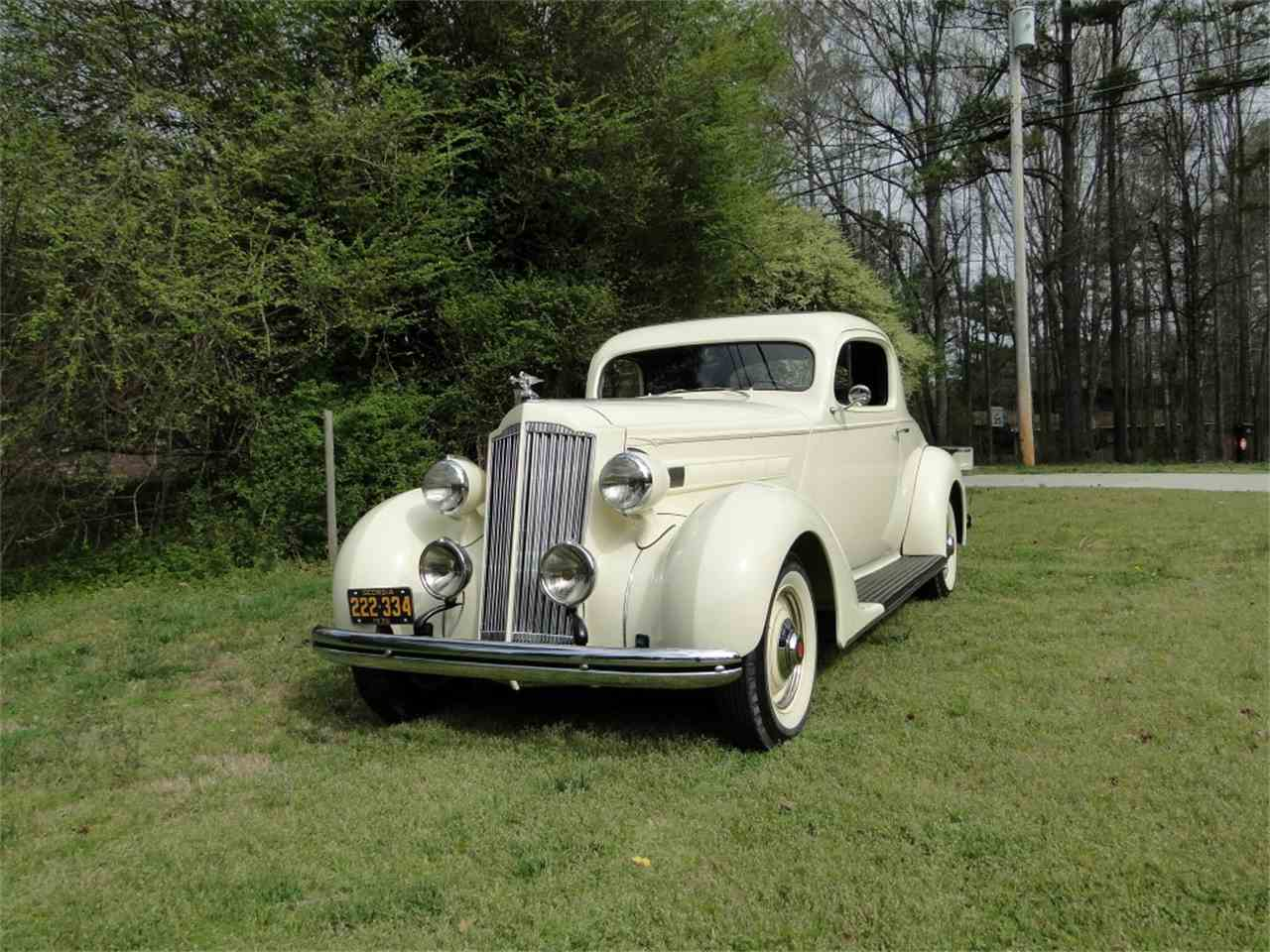 1936 packard 120 for sale cc 963268. Black Bedroom Furniture Sets. Home Design Ideas