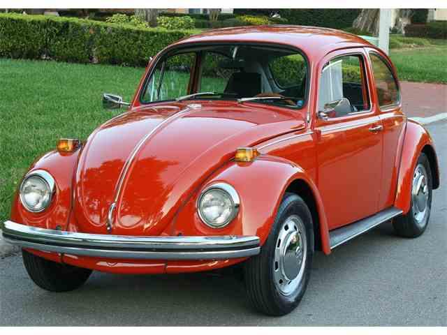 1970 Volkswagen Beetle | 963272