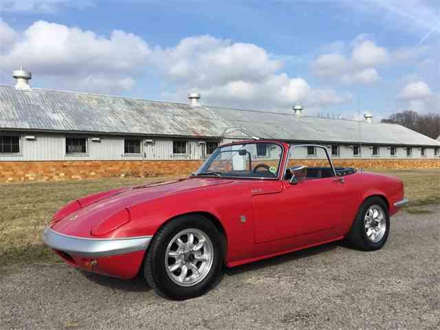 1966 Lotus Elan | 963274