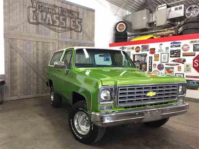 1976 Chevrolet Blazer   963300