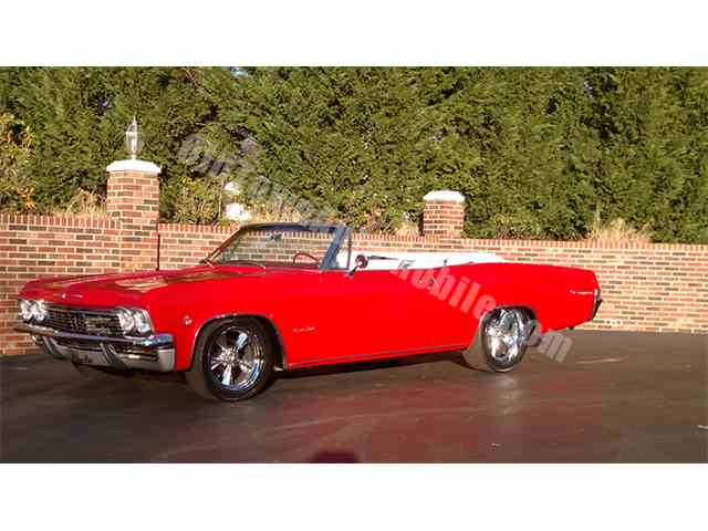 1965 Chevrolet Impala Convertible SS | 963311