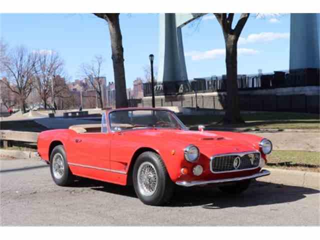 1962 Maserati 3500 | 963312